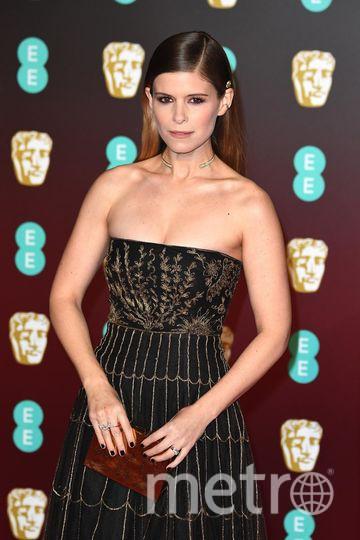BAFTA-2018. Кейт Мара. Фото Getty