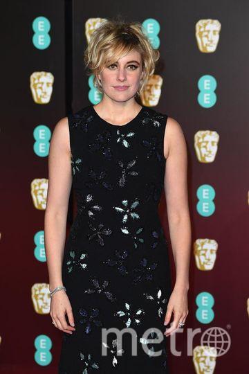 BAFTA-2018. Грета Гервиг. Фото Getty
