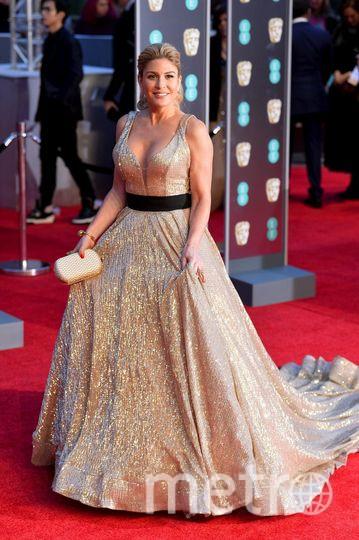 BAFTA-2018. Хофит Голан. Фото Getty