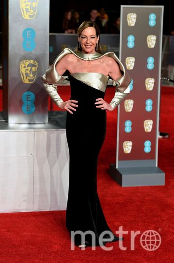 BAFTA-2018. Элисон Дженни. Фото Getty