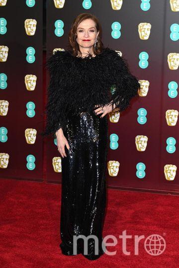BAFTA-2018. Исабель Юппер. Фото Getty