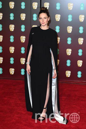 BAFTA-2018. Ребекка Фергюсон. Фото Getty