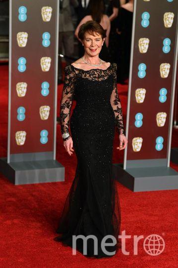 BAFTA-2018. Селия Имри. Фото Getty
