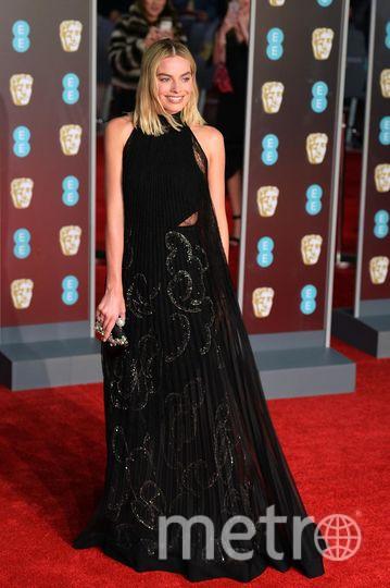 BAFTA-2018. Марго Робби. Фото Getty