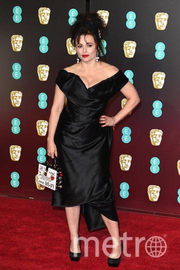 BAFTA-2018. Хелена Бонем Картер. Фото Getty