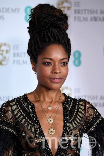 BAFTA-2018. Наоми Харрис. Фото Getty