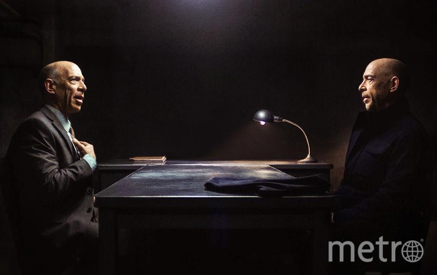 "Кадр из сериала ""Двойник"". Фото Виасат"