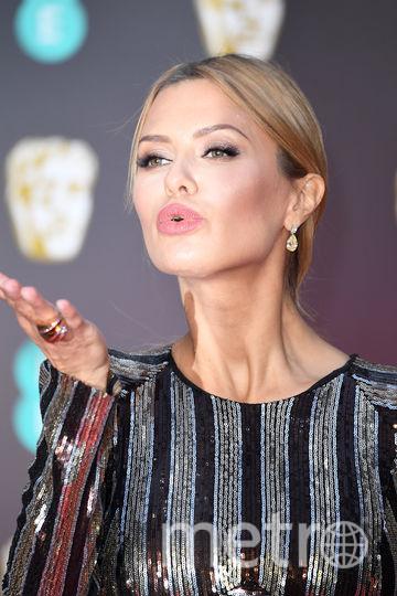 Виктория Боня на BAFTA-2018. Фото Getty
