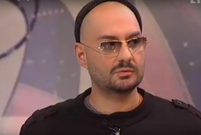 Кирилл Серебренников, фотоархив. Фото Скриншот Youtube