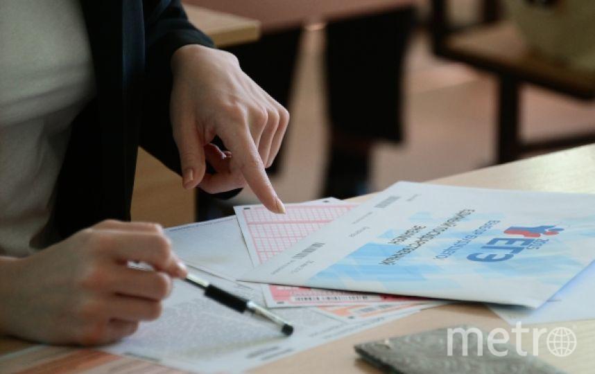 ЕГЭ сначала сдадут родители. Фото РИА Новости