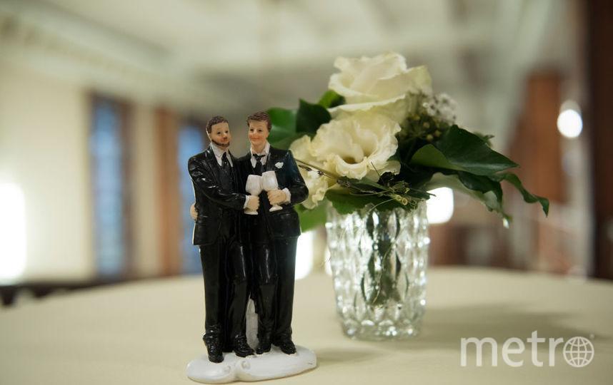 РПЦ знает, как вернуть предстаивтелей секс-меньшинств к традиционной сексуальной ориентации. Фото Getty