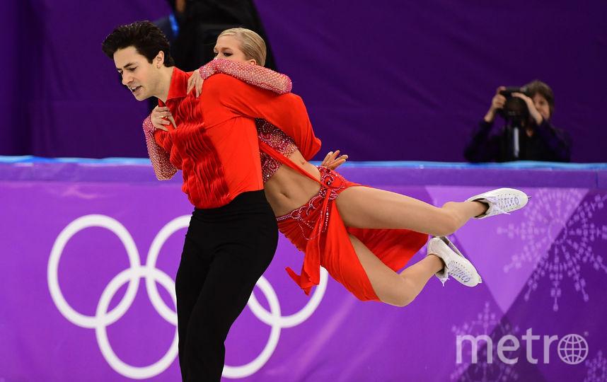 Иногда поддержки выглядят очень сексуально. Фото AFP