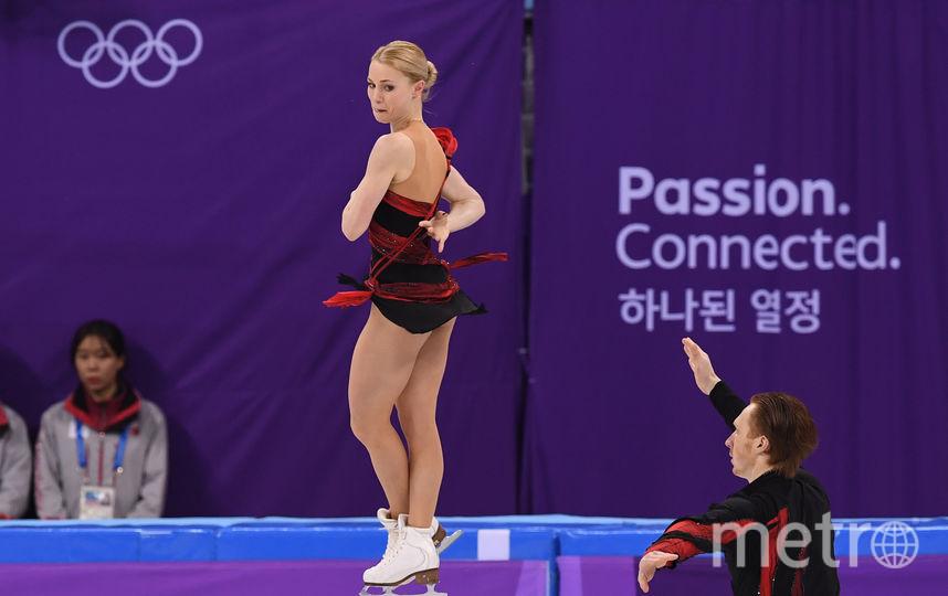 Иногда поддержки и прыжки выглядят очень сексуально. Фото AFP