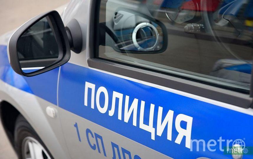 Неизвестный устроил стрельбу на МКАД. Фото Василий Кузьмичёнок