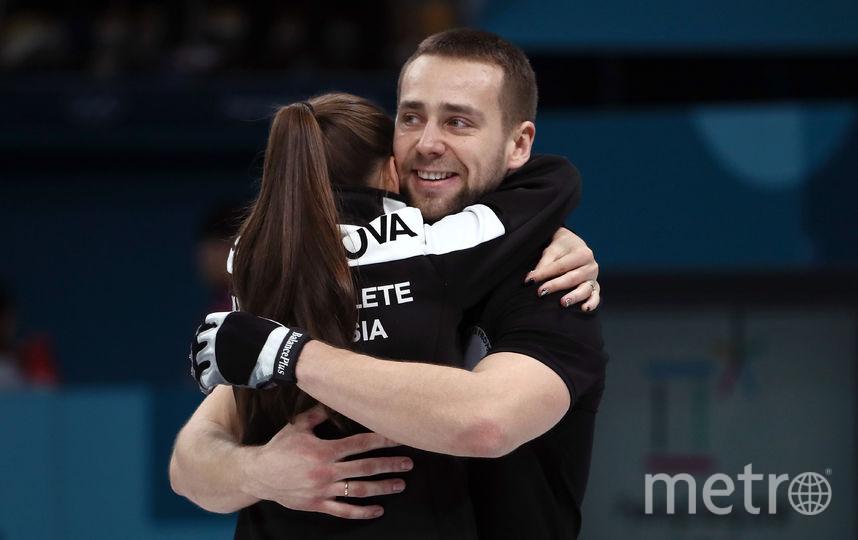 Крушельницкого и Брызгалову называли самой красивой парой Олимпийских игр. Фото Getty