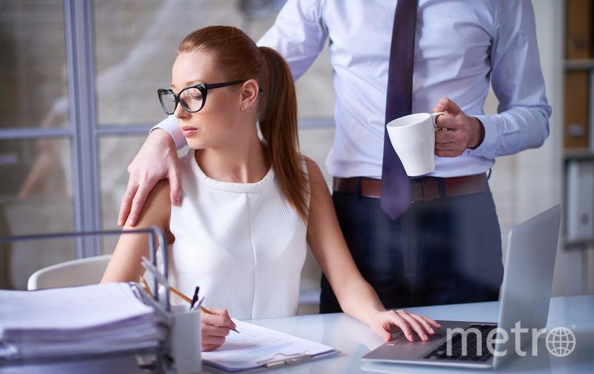 Роман на работе может оказаться разрушительным и для вас, и для вашей карьеры. Фото ISTOCK