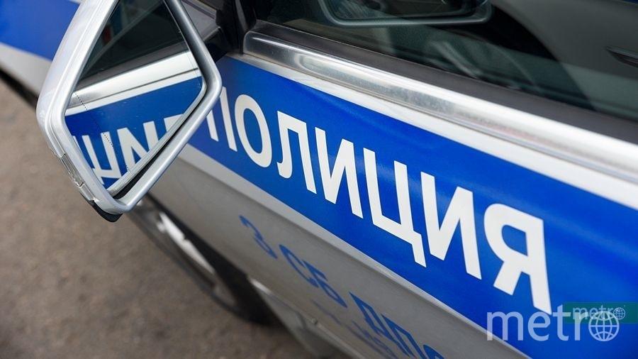 В Москве задержали хулигана, устроившего стрельбу на МКАД. Фото Василий Кузьмичёнок