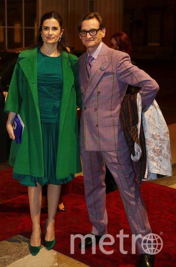 На модном приеме в Букингемском дворце. Фото Getty