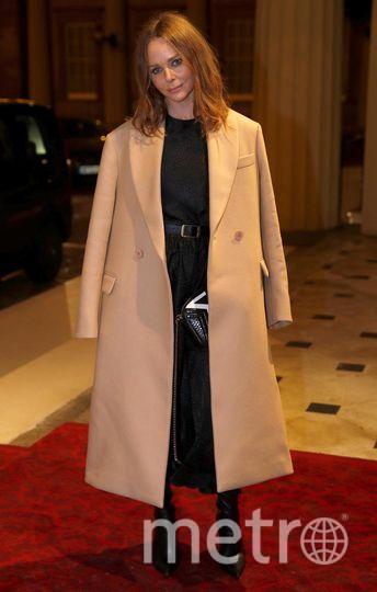 Стелла Маккартни на модном приеме в Букингемском дворце. Фото Getty