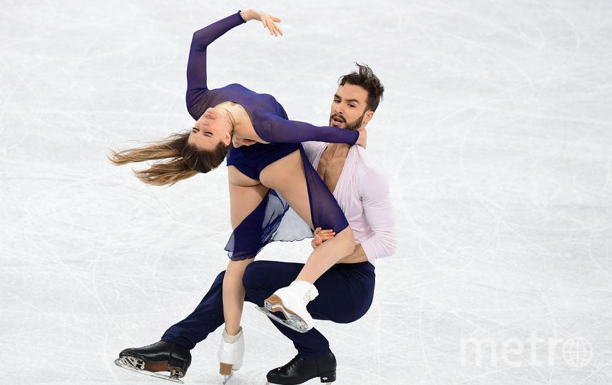 Габриэлла Пападакис и Гийом Сизерон. Фото AFP