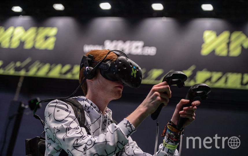 Виртуальная реальность. Фото Getty