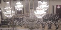 Руферы забрались на крышу филармонии в Петербурге и послушали концерт