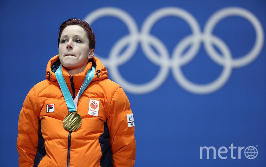 Морс— первая спортсменка, завоевавшая медали в 2-х видах спорта наодних Играх