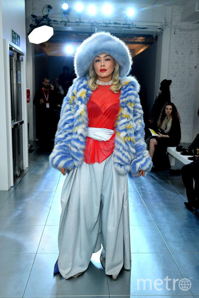 Неделя моды в Лондоне. Фото Getty