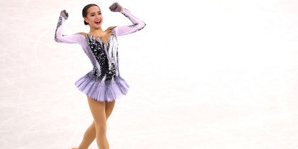 По дороге к золоту: Загитова и Медведева поставили рекорды на Олимпиаде