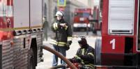 Пожар произошёл в здании Главного следственного управления СК РФ по Московской области