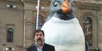 Яркие моменты Берлинале: Хавьер Бардем с пингвином,