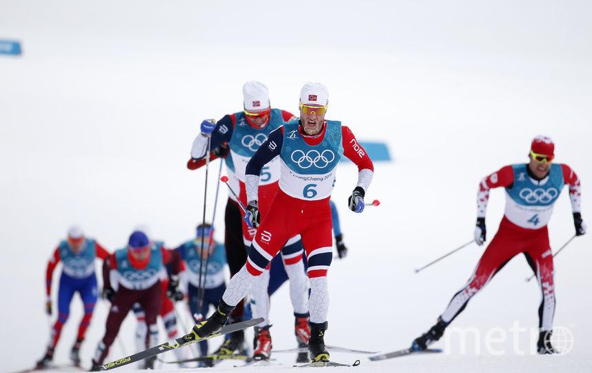По данным СМИ, терапевтические исключения в связи с астмой имеет большая часть норвежской сборной. Фото Getty