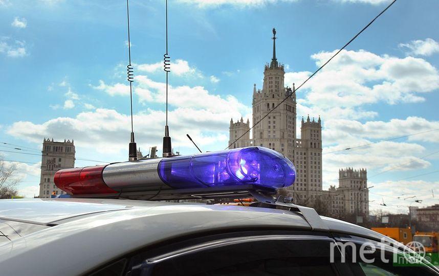 ДТП с автобусом произошло на севере Москвы, есть погибший. Фото Василий Кузьмичёнок
