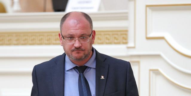 Депутат Закса Максим Резник сделал громкое заявление