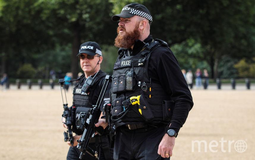 Британские полицейские. Фото Getty