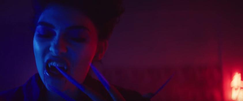 Скриншот из клипа Muse - Thought Contagion. Фото Скриншот Youtube