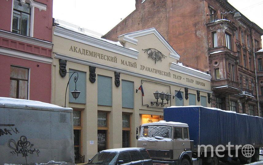 Театр Европы на Рубинштейна. Фото википедия