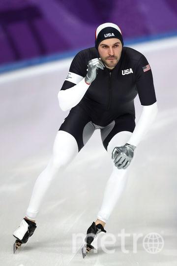 Выступление американских спортсменов. Фото Getty