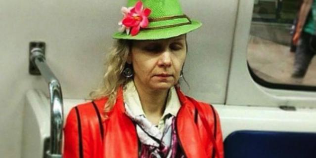 Необычных пассажиров можно встретить в метро Петербурга.