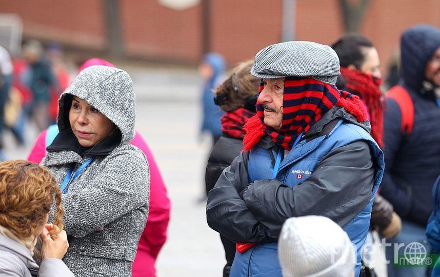 В Москве похолодает уже в пятницу вечером. Фото Василий Кузьмичёнок