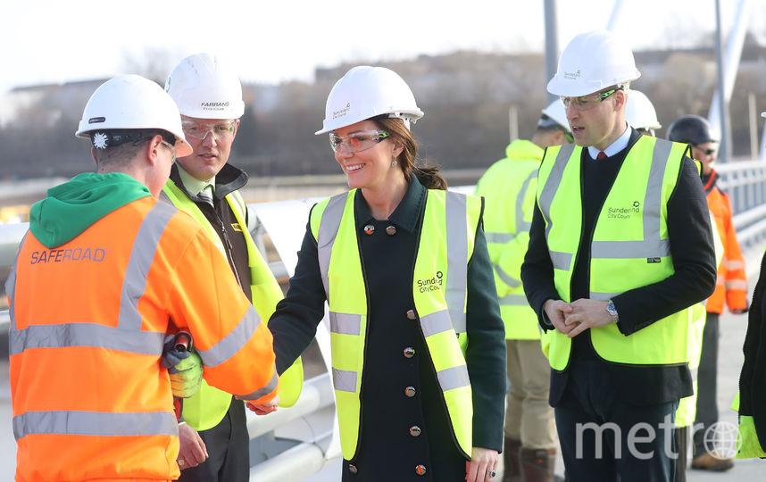 Кейт Миддлтон неподдержала черный дресс-код напремии BAFTA