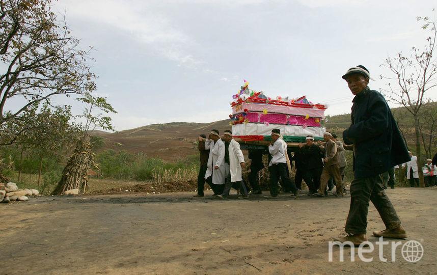 Традиция веселиться на похоронах возникла в XVII веке. Фото Getty