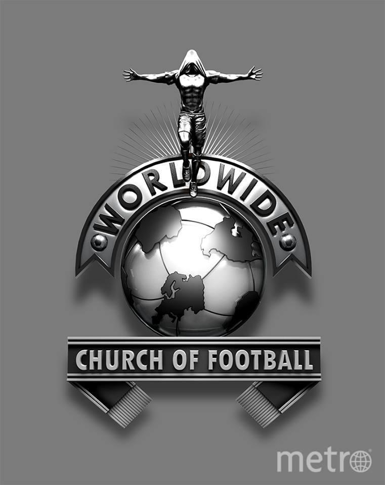 В Петербурге появится Всемирная Церковь Футбола. Фото Со страницы Алексея Парамыгина