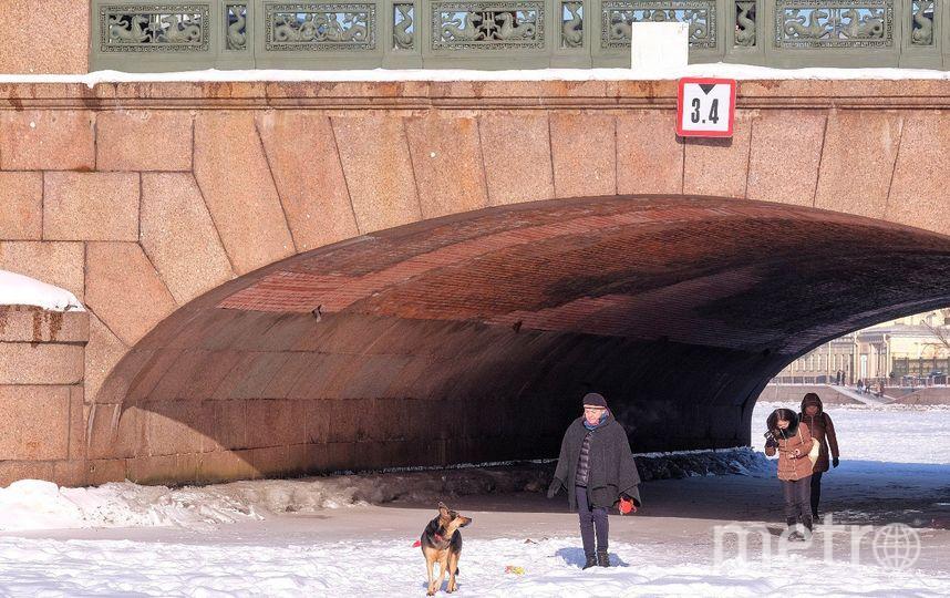 """Прогулки по льду могут закончиться печально. Фото Алена Бобрович, """"Metro"""""""