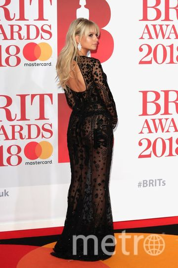 BRIT Awards 2018. Фото Getty