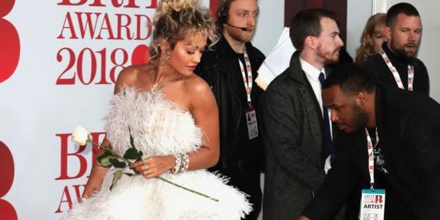 BRIT Awards 2018.