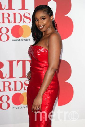 BRIT Awards 2018. Дженнифер Хадсон. Фото Getty