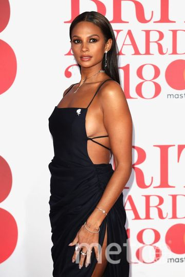BRIT Awards 2018. Alesha Dixon. Фото Getty