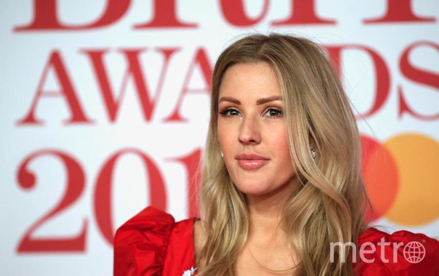 BRIT Awards 2018. Элли Голдинг. Фото Getty