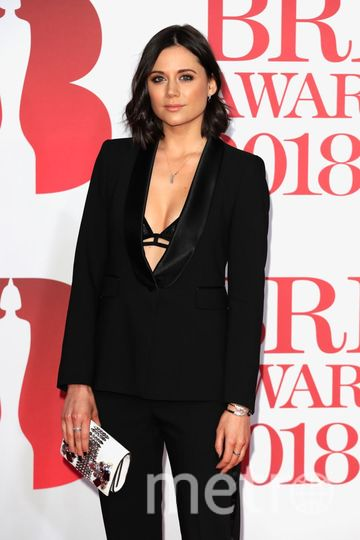 BRIT Awards 2018. Lilah Parson. Фото Getty